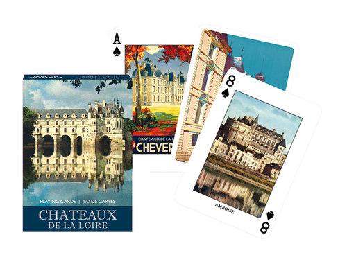 Karty Chateaux de la Loire 1 talia - brak