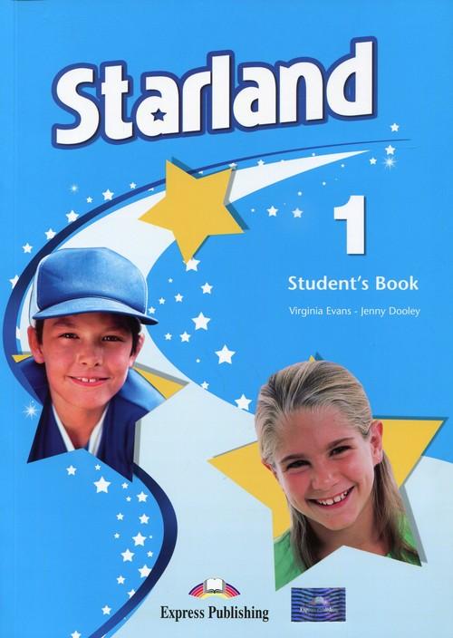 Starland 1 Student's Book + i-eBook - Evans Virginia, Dooley Jenny