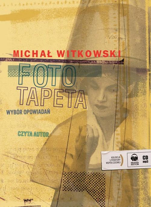 AUDIOBOOK Fototapeta - Witkowski Michał