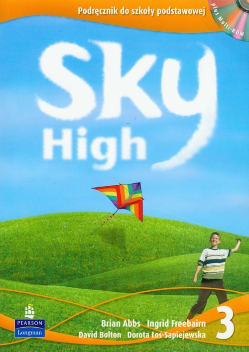 Sky High 3 podręcznik z płytą CD