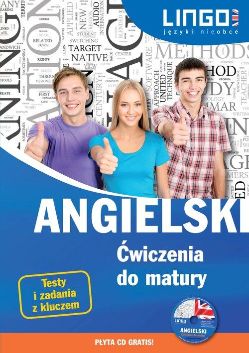 Angielski Ćwiczenia do matury + CD - Treger Anna