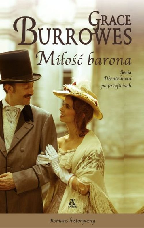 Miłość barona - Burrowes Grace