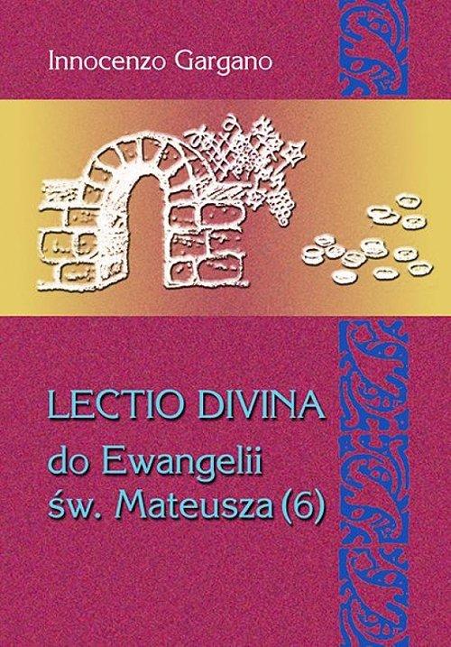Lecito Devina Do Ewangelii Mateusza 6 - Gargano Innocenzo