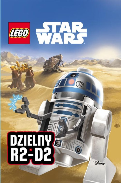 Lego Star Wars Dzielny R2-D2 - brak