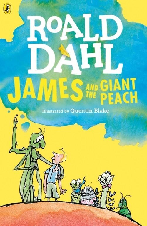 James and the Giant Peach - Dahl Roald