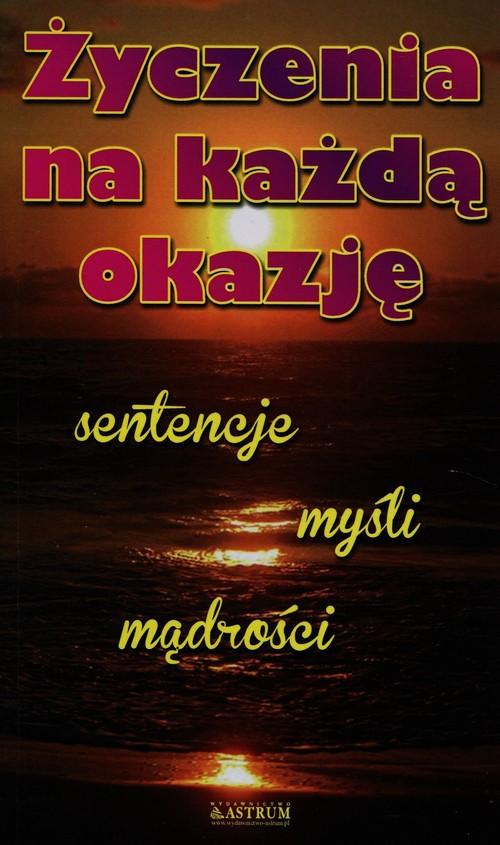 Życzenia na każdą okazję - Sargun-Masiukiewicz Marzena