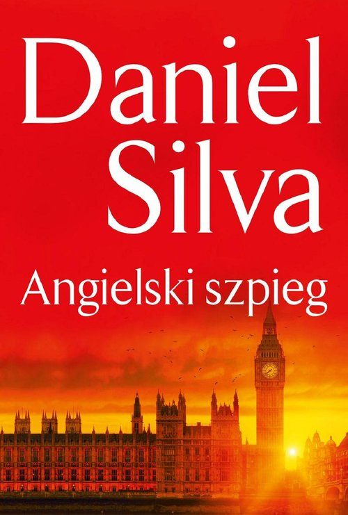 Angielski szpieg - Silva Daniel