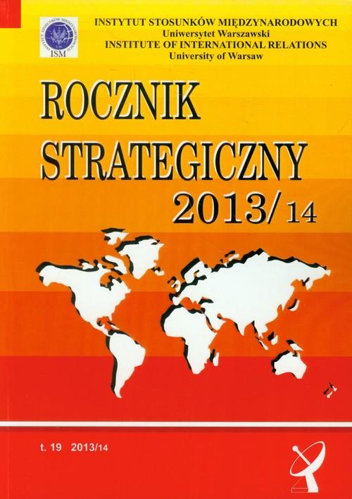 Rocznik Strategiczny 2013/14 - brak