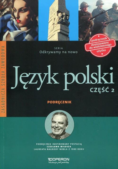 Odkrywamy na nowo Język polski 2 Podręcznik wieloletni - Chuderska Barbara
