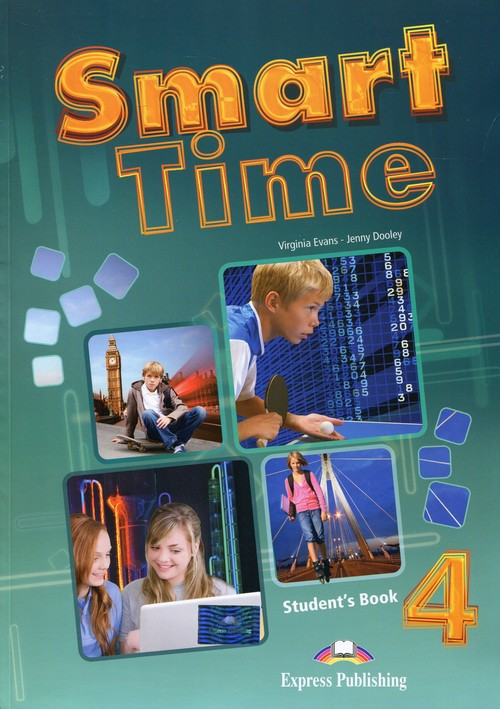 Smart Time 4 Student's Book - Evans Virginia, Dooley Jenny