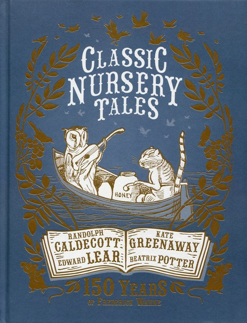 Classic Nursery Tales 150 years of Frederick Warne - brak