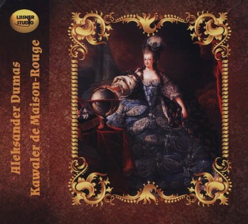 AUDIOBOOK Kawaler de Maison-Rouge - Dumas Aleksander