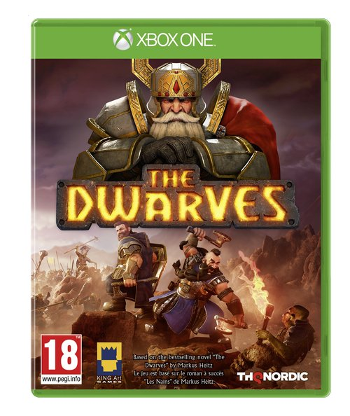 The Dwarves Xbox One - cdp.pl