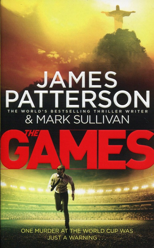 The Games - Patterson James