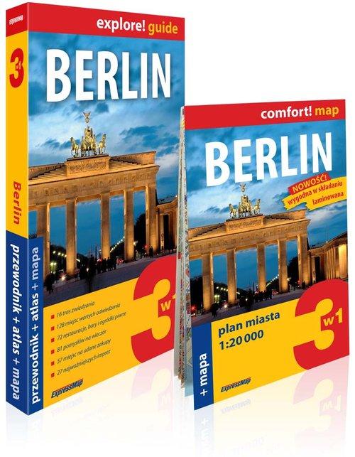Berlin explore! guide - brak