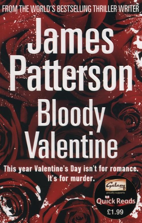 Bloody Valentine - Patterson James