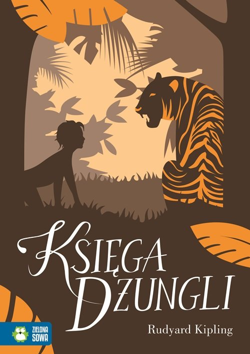 Księga Dżungli - Kipling Rudyard