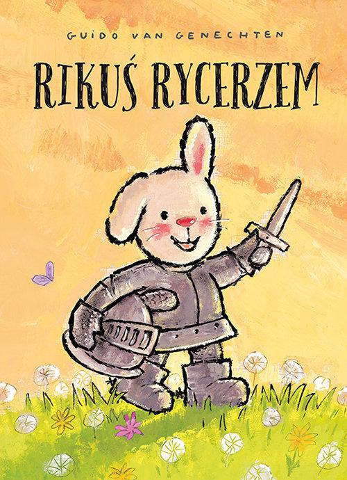 Rikuś rycerzem - van Genechten Guido