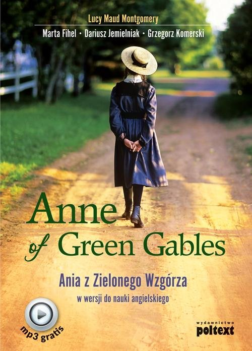 Anne of Green Gables - Montgomery Lucy Maud