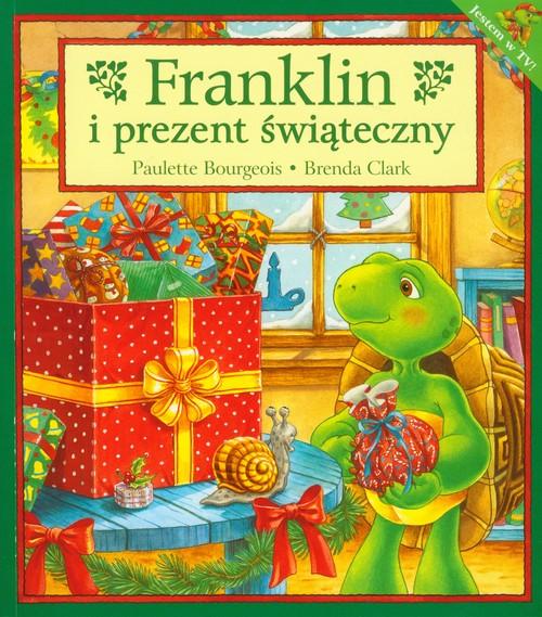 Franklin i prezent świąteczny - Bourgeois Paulette, Clark Brenda