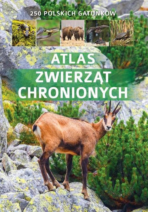 Atlas zwierząt chronionych - Twardowska Kamila, Twardowski Jacek