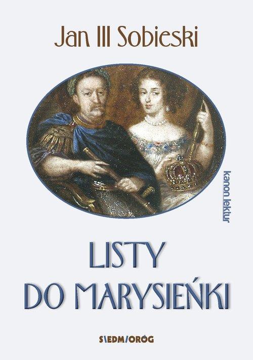 Listy do Marysieńki - Jan III Sobieski