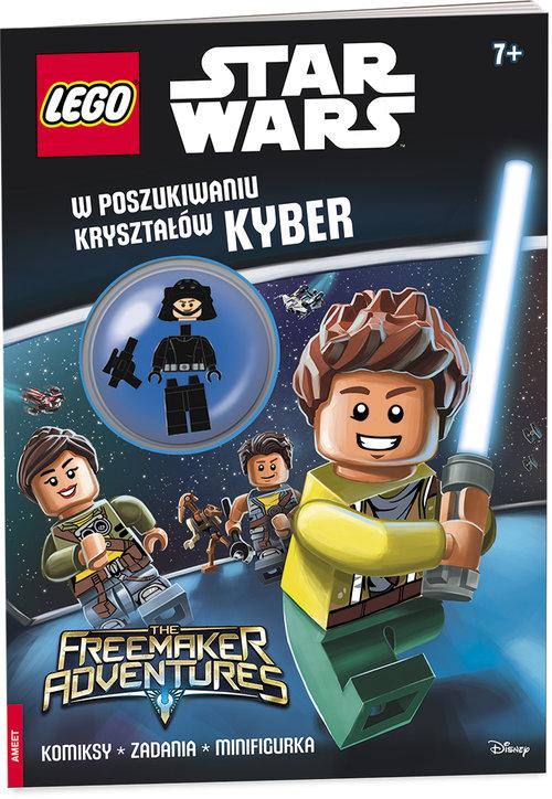 Lego Star Wars W poszukiwaniu kryształów Kyber - opracowanie zbiorowe