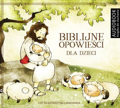 AUDIOBOOK Biblijne opowieści - Grochowski Łukasz