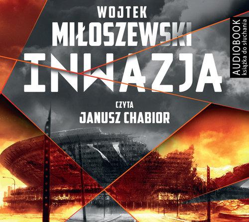 AUDIOBOOK Inwazja - Miłoszewski Wojtek