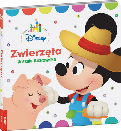 Disney Zwierzęta Mickey - Kozłowska Urszula