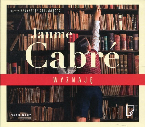 AUDIOBOOK Wyznaję - Cabre Jaume