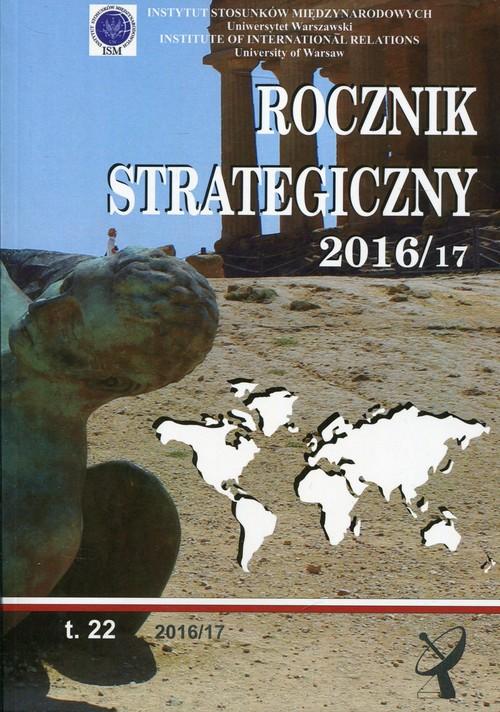 Rocznik Strategiczny 2016/2017 - brak