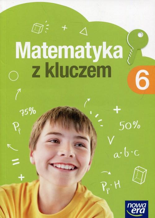 Matematyka z kluczem 6 Podręcznik - Braun Marcin, Mańkowska Agnieszka, Paszyńska Małgorzata