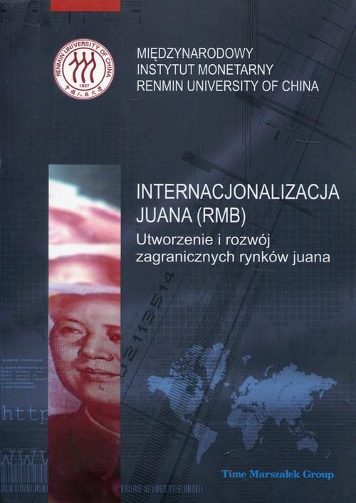 Internacjonalizacja juana (RMB) - brak