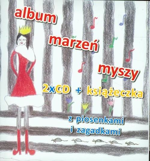 Album marzeń myszy 2CD + książeczka z piosenkami i zagadkami