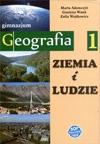 Geografia GIM KL 1 Podręcznik Ziemia i ludzie