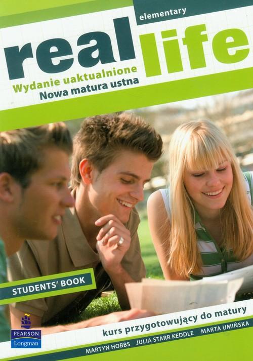 Real Life Elementary Student's Book - Hobbs Martyn, Umińska Marta