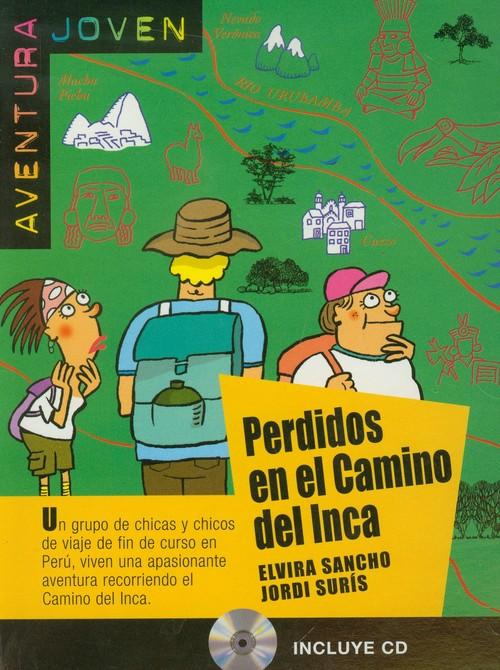 Perdidos en el Camino del Inca + CD - Sancho Elvira, Suris Jordi