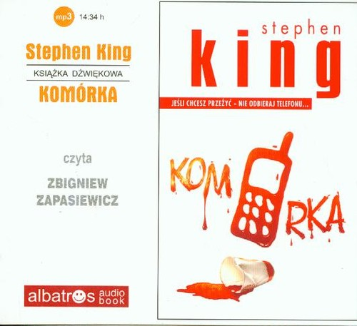 AUDIOBOOK Komórka - King Stephen