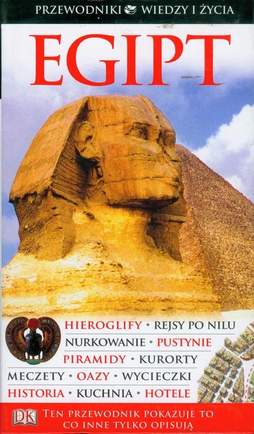 Przewodniki Wiedzy i Życia Egipt - praca zbiorowa