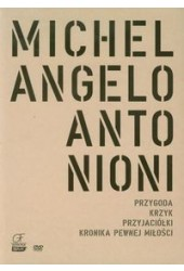Michelangelo Antonioni Kolekcja 4 filmów