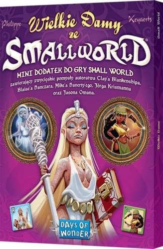 Small World Wielkie damy