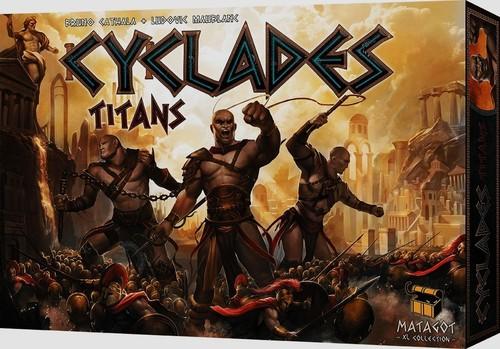Cyklady Tytani