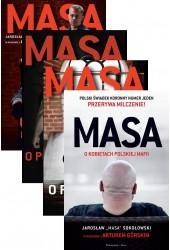 [Zestaw] Masa o bossach polskiej mafii + Masa o porachunkach polskiej mafii + Masa o pieniądzach polskiej mafii + MASA o kobietach polskiej mafii