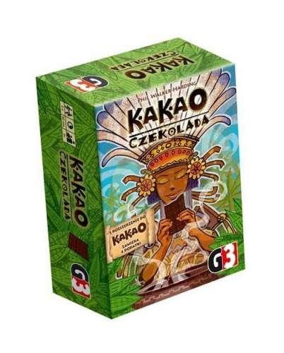 Kakao czekolada rozszerzenie 4 dodatki