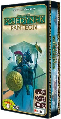 7 Cudów Świata Pojedynek Panteon