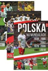 [Zestaw] Polska na Mundialach + Gwiazdy Mistrzostw Świata + Reprezentacje Mistrzostw Świata