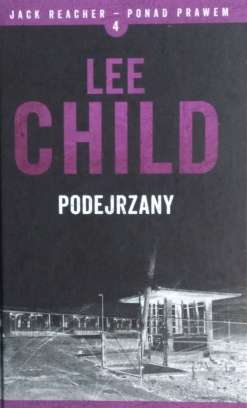 Podejrzany TOM 4 Lee Child
