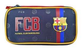 Piórnik owalny kompaktowy Barcelona
