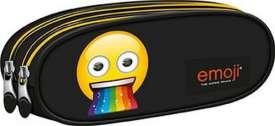 Saszetka dwukomorowa Emoji